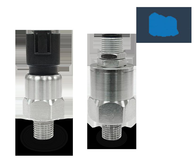 TI2C digital pressure transducer